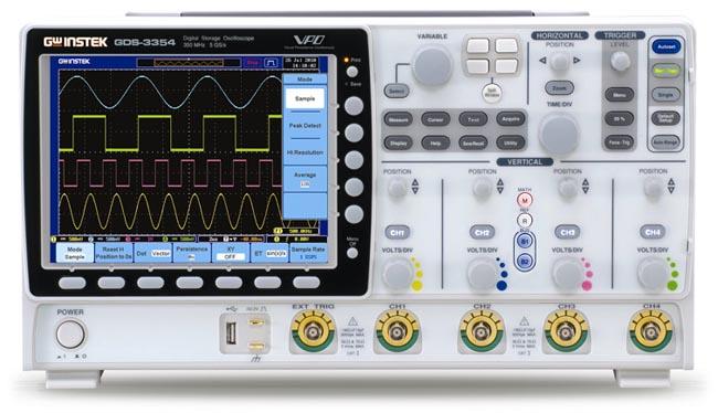 Osciloscopio de Almacenamiento Digital