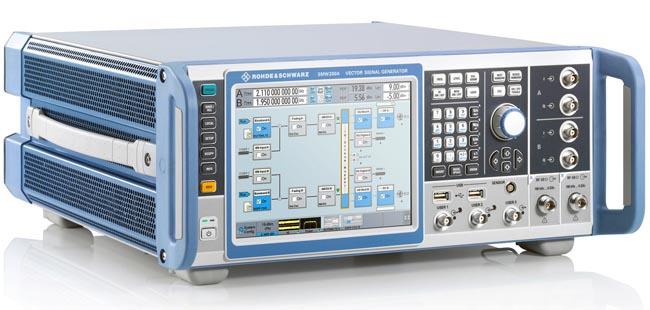 Generador de señal vectorial para amplificadores de potencia