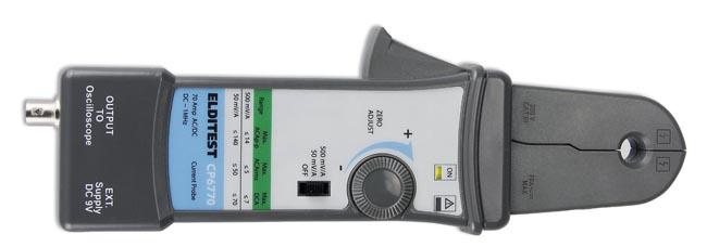 Sondas de corriente manuales