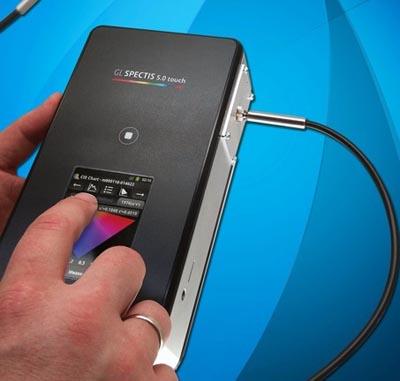 Espectrómetro de mano