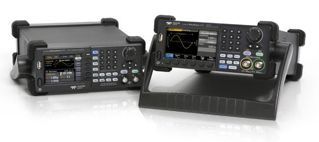 Generadores de onda hasta 160 MHz