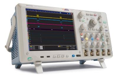 Osciloscopios de 2 GHz con capacidades avanzadas