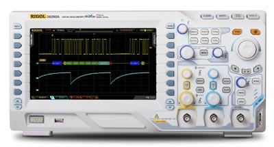 Osciloscopios digitales profesionales