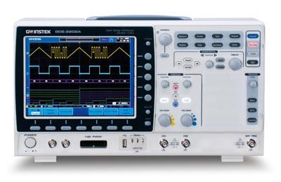 Software de control para osciloscopios
