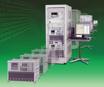 Sistema de test móvil con validación