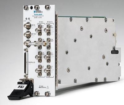 Transceptores vectoriales de 200 MHz