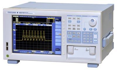 Analizador de espectro óptico a 1700 nm