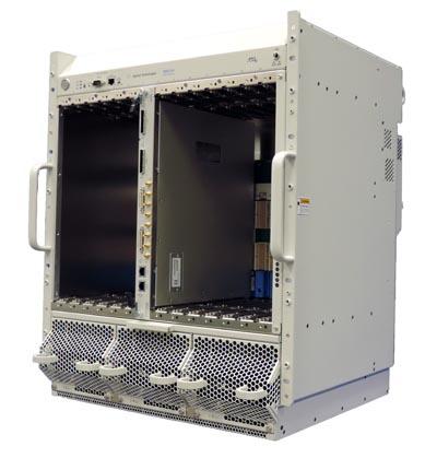 Chasis AXIe para pruebas multicanal