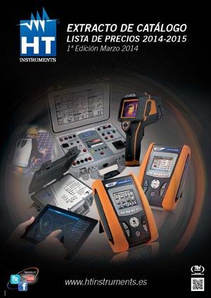 Catálogo de instrumentación