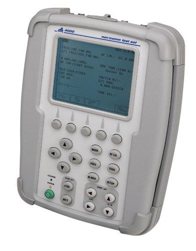 Comprobador de transpondedores a 978 MHz