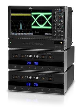 Osciloscopio de 100 GHz