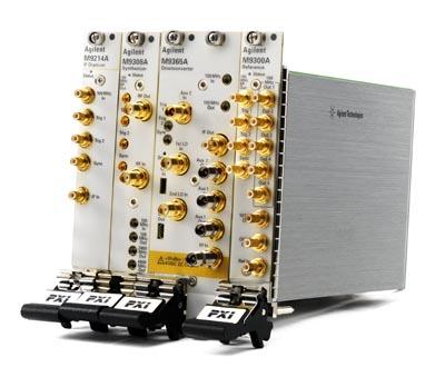 Analizador vectorial de señales de 27 GHz