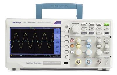 Osciloscopios de dos canales para centros educativos