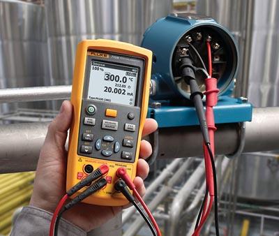 Calibradores de temperatura