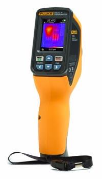 Termómetro visual de infrarrojos