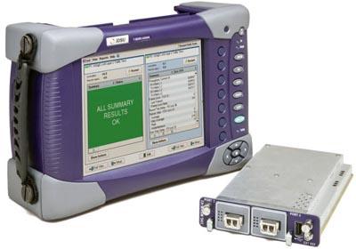 Caracterización espectral para 400G