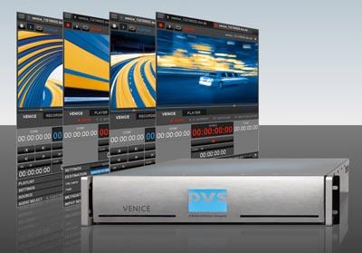 Soluciones 4K para transmisión de vídeo