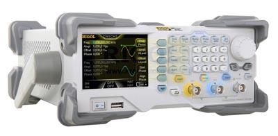 Generador de funciones a 60 MHz