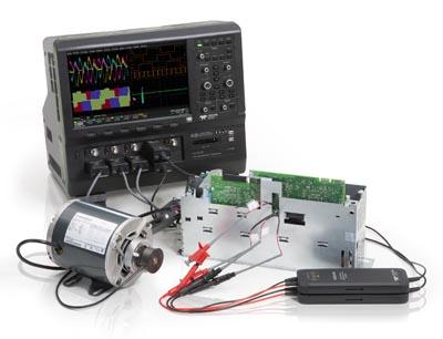 Osciloscopios con tecnología HD4096