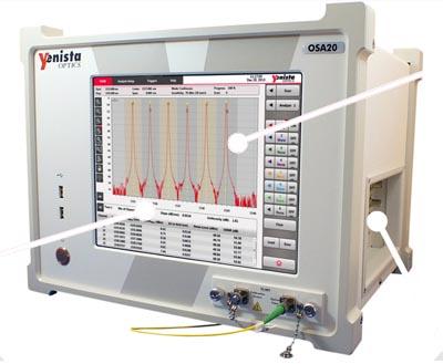 Software embebido para analizador de espectro