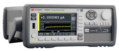 Femto/Pico amperímetros para investigación