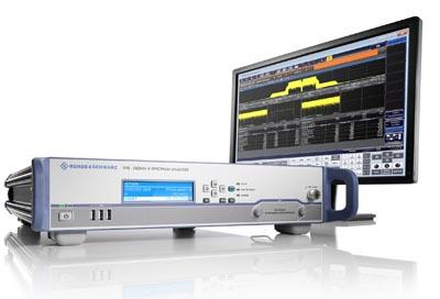 Analizador de señales y espectro