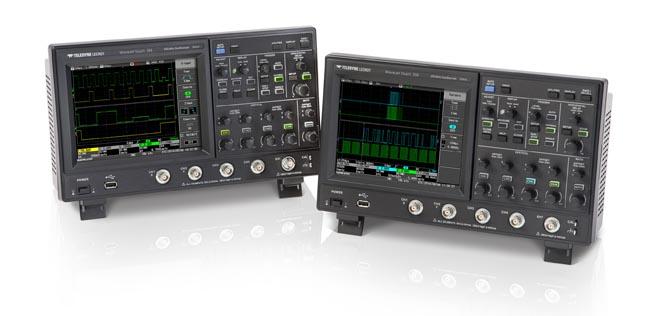 Osciloscopio portátil de hasta 500 MHz