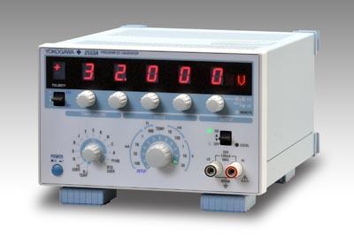 Calibrador de precisión de corriente continua