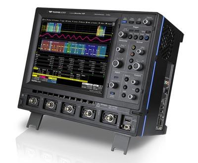 Osciloscopio de 1 GHz y 10 GSps