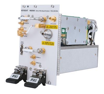 Analizador de señales PXIe