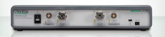 Analizadores de redes controlados por PC