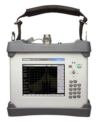 Analizador de campo con capacidad PIM