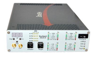 Analizador 6G SATA y 12G SAS