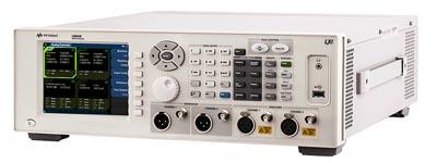 Analizador de audio de alto rendimiento