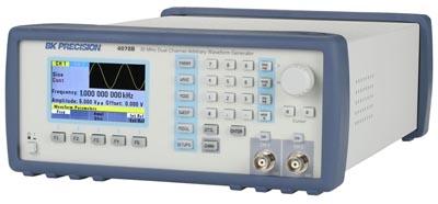 Generador de ondas arbitrarias DDS