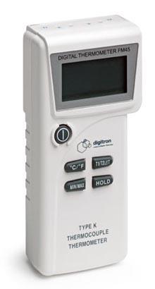 Termómetro digital con LCD