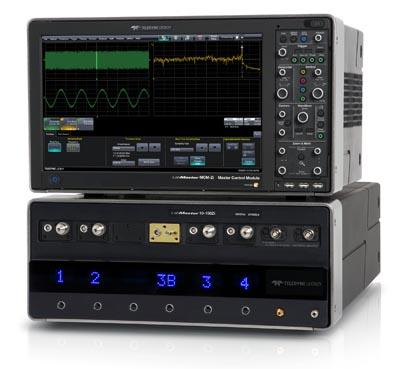 Osciloscopio de 100 GHz para comunicaciones