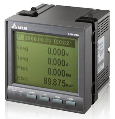 Medidores de potencia con alta precisión