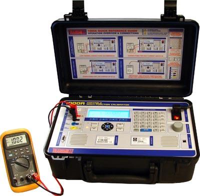 Calibradores de instrumentación portátiles