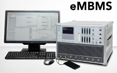 Solución de test eMBMS