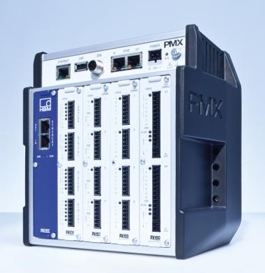 Amplificador con control integrado