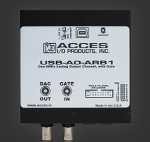 Generador USB de formas de onda