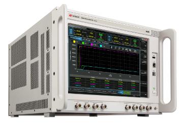 Analizador para LTE-A, 3CC, TDD y enlaces