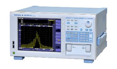 Analizador de espectro con nuevas funciones