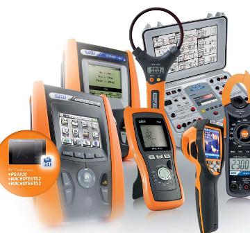 Catálogo de instrumentación 2015
