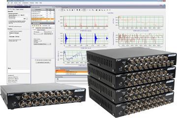 Módulo de adquisición de señal dinámica