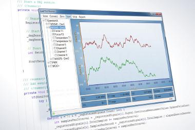 API para adquisición de datos