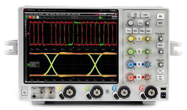 Osciloscopios de alta precisión