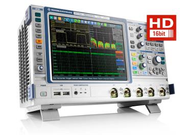 Osciloscopios hasta 2 GHz