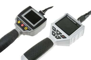 Cámaras de inspección de 8 mm